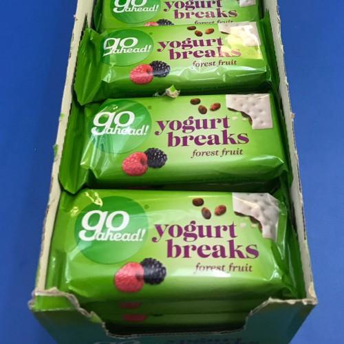 Go Ahead Yogurt Breaks Forest Fruit Twinpack 35g - pack 24