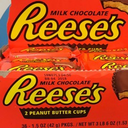REESE'S Peanut Butter Cups Box of 36