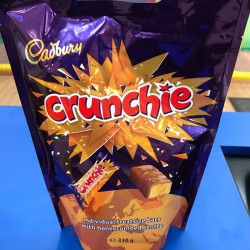 Cadbury's Crunchie Bars - bag 330g